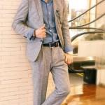 Relax Suitでいつもと違った雰囲気に装ってみては。。。