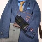 イチオシのMOONツイード素材ジャケットでウィークリーコーデ!
