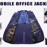 今年のモバイルオフィスジャケットは一味違う♪