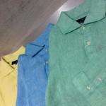 新入荷!七分袖リネンシャツ